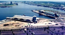 Port Canaveral Cruise Terminals #8 and #10